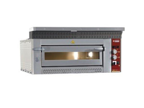 Diamond Pizza-Ofen Electric | 4 Pizzen Ø35cm | 6,6kW | 1070x1010x (H) 400mm