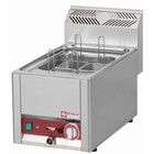 Diamond Pasta Cooker Electric stainless steel | 1/2 GN | Drain valve | Tabletop | 230V | 330x600x (H) 290mm