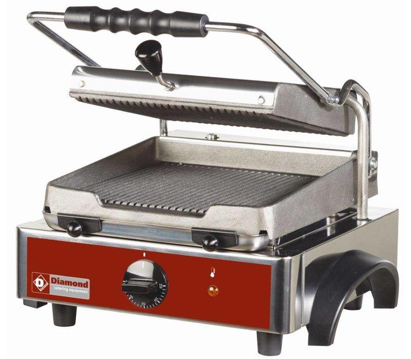 Diamond Panini Grill Electric Corded Plate PRO - 33x43,5x (h) 24 - 1800W