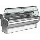 Diamond Counter display case | Worktop in Granite | Chilled 0 ° / 2 ° | 2000x930x (H) 1270mm