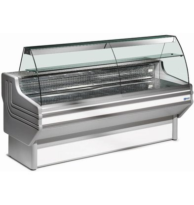 Diamond Verkaufsvitrine | Chilled 0 ° / 2 ° | 1500x930x (H) 1270mm