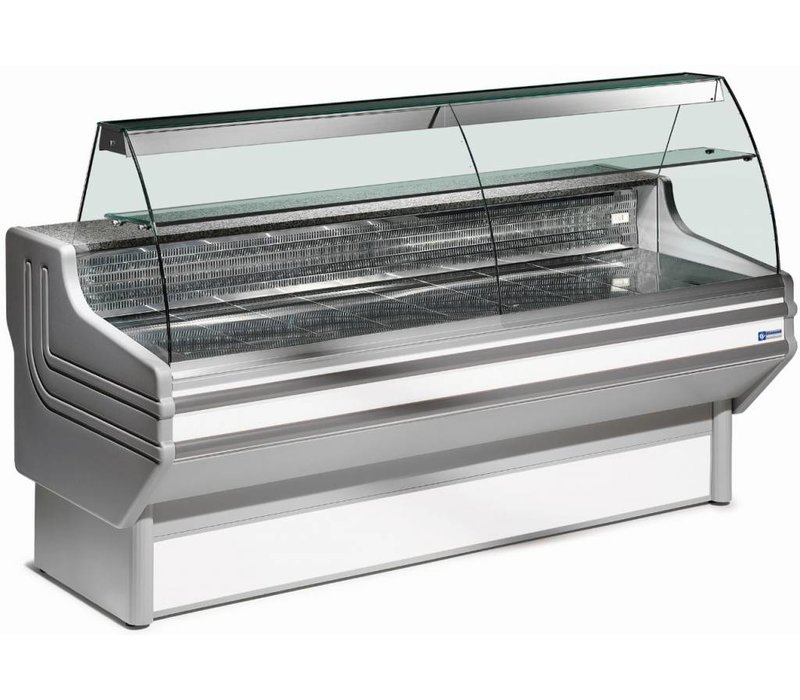 Diamond Counter display case | Chilled 0 ° / 2 ° | 1500x930x (H) 1270mm