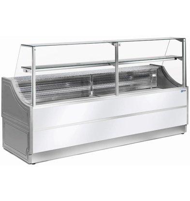 Diamond Counter Chilled | Granite worktop | Temperature + 4 ° / + 6 ° | 1000x750x (H) 1350mm