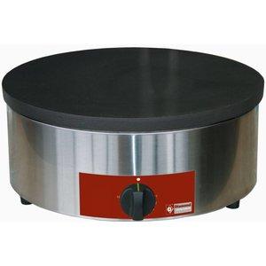 Diamond Crepe Maker Professional on Gas | Single | 3.1 kW | 40 cm diameter + Scraper