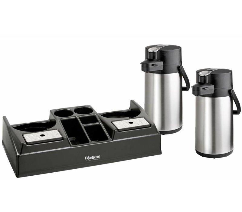 Coffee Thermos Pump - Coffee Drinker