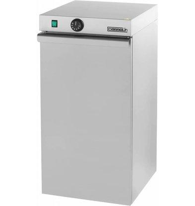 Casselin Bordenwarmer - 60 Borden - 750W- 40x46x(h)87cm