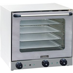 Casselin Convection Oven with humidifier - 597x618x570mm - 4 x 438x315mm