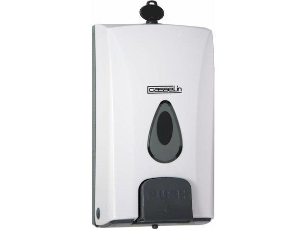Casselin Soap Dispenser Universal - 120x100x (h) 223mm - 1000ml - BEST TESTED!