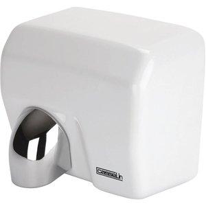 Casselin Handendroger Wit Staal met draaibare kop | 12-15 seconden | 2500W