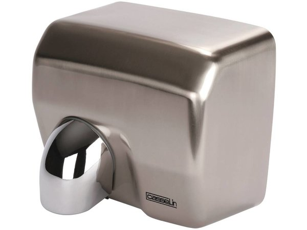 Casselin Hand dryer with stainless steel swivel head | 12-15 seconds | 2500W