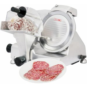Casselin Meat Slicer | Whetstone | Ø 220mm | 230V | 120W | 485x375x (H) 370mm