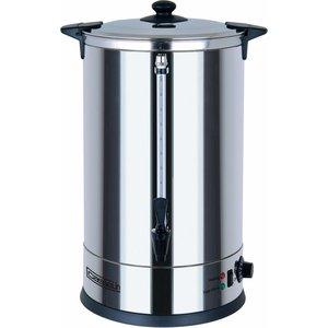 Casselin Hot Water Dispenser | double | Nichttropfventil | Ø318mm | 25 Liter
