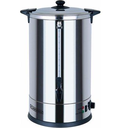 Casselin Hot Water Dispenser   double   Nichttropfventil   Ø318mm   25 Liter