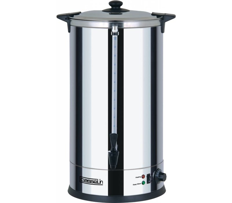 Casselin Hot Water Dispenser | double | Non-Drip-Hahn | Ø318mm | 30 Liter