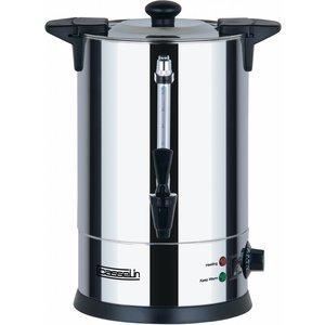 Casselin Hot Water Dispenser   double   Nicht tropf Hahn   Ø225mm   6,8 Liter