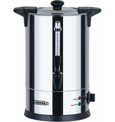 Casselin Hot Water Dispenser | double | Nicht tropf Hahn | Ø225mm | 6,8 Liter