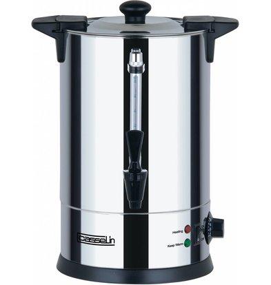 Casselin Hot Water Dispenser | double | Nicht tropf Hahn | Ø225mm | 6,8 Liter