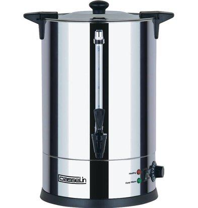 Casselin Hot Water Dispenser | double | Nicht tropf Hahn | Ø225 mm | 10 Liter