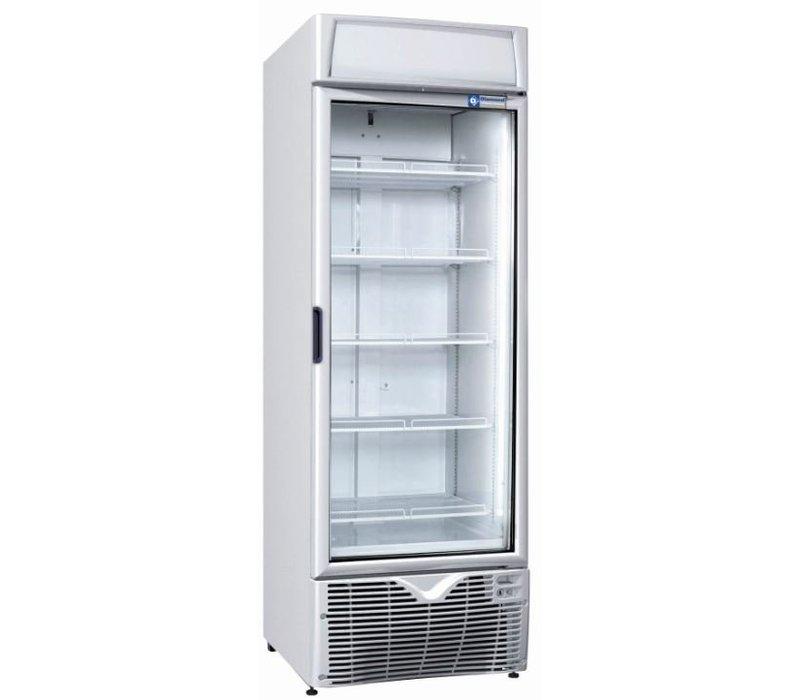 Diamond Freezer display case - 67x65x (h) 198cm - 400 Liter