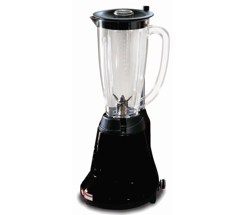 Diamond Professionelle Bar Blender 1,5 Liter - BLACK