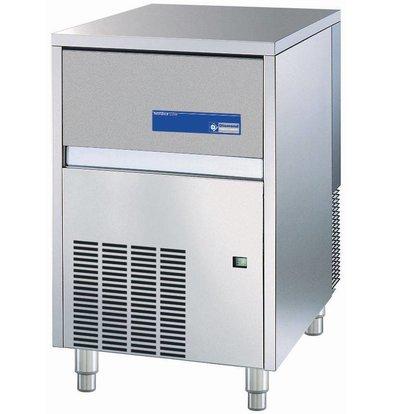 Diamond Grain Eis-Maschine 90kg mit 20kg Trichter