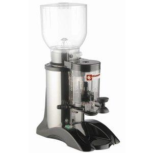 Diamond Koffiemolen met Doseerder | Inhoud 2 kg | 0,36kW | 210x355x(H)650mm