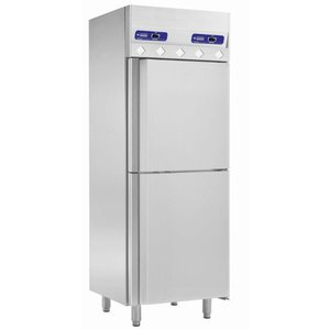 Diamond Refrigerator and freezer - 2 x 350Ltr - 75x80x (h) 204cm