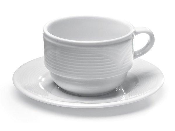 Hendi Mokkakop 90 ml Saturn - 85x65x45 mm - White - Porcelain