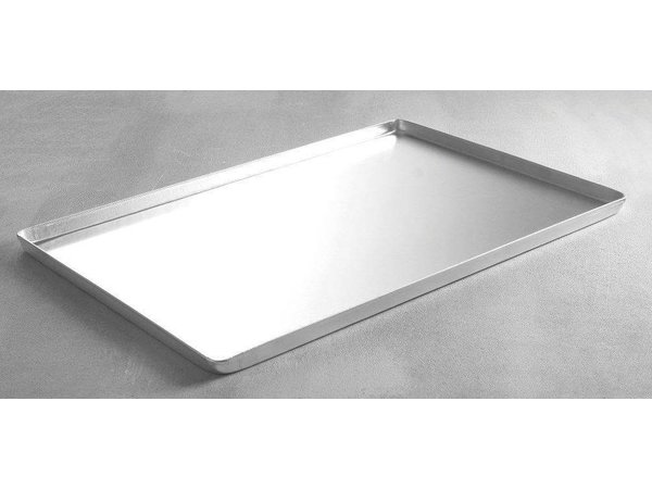 Hendi Tray Aluminium | Silver-colored | 600x400x (H) 20mm