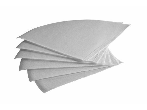 Hendi Grease filter | Box 50 pcs | Ø245x (H) 250mm