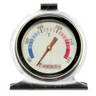 Hendi Backofenthermometer 60x70 mm - Edelstahlgehäuse - 50 bis 300 ° C - Ø60x (H) 70 mm