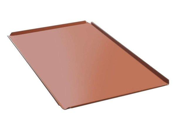 Hendi Tray 1/1 GN | Aluminium | Met Siliconen Anti-aanbaklaag