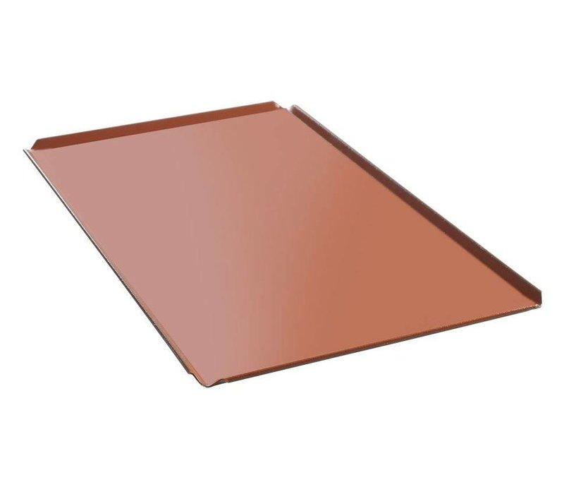 Hendi Tray 1/1 GN | Aluminium | With Silicone Non-stick coating