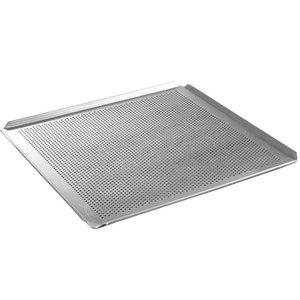 Hendi Tray Aluminium | GN 2/3 | Perforiert | 344x325x (H) 10 mm