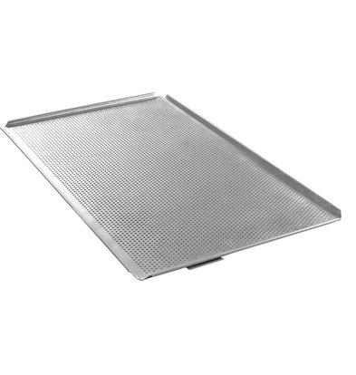 Hendi Tray Aluminium | GN 1/1 | Perforated | 530x325x (H) 10mm