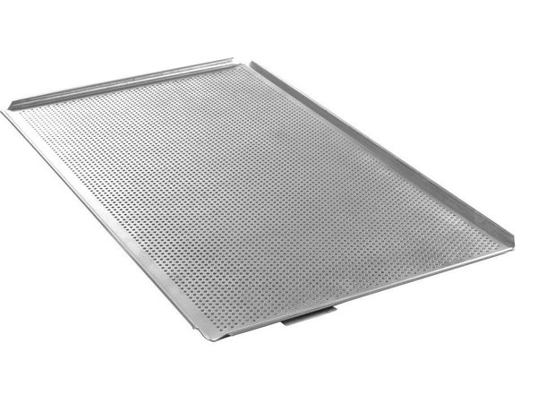 Hendi Tray Aluminium   GN 1/1   Perforated   530x325x (H) 10mm