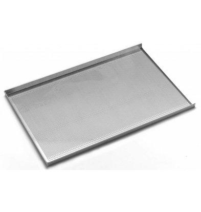 Hendi Tray Aluminium | 600x400mm | Geperforeerd