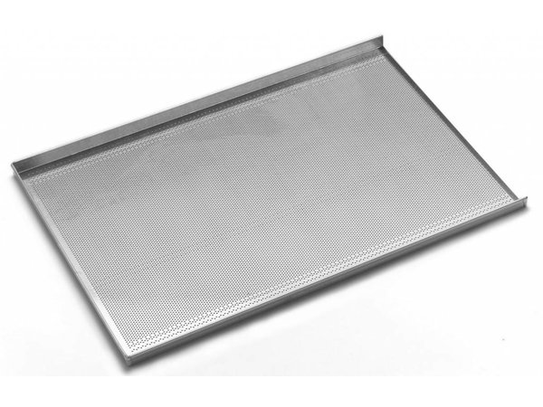 Hendi Tray Aluminium | 600x400mm | Perforiert