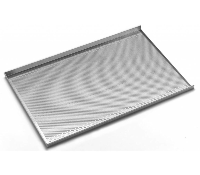 Hendi Tray Aluminium | 600x400mm | Perforated