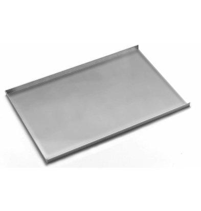 Hendi Tray Bakkersnorm | Aluminium | 600x400x20mm