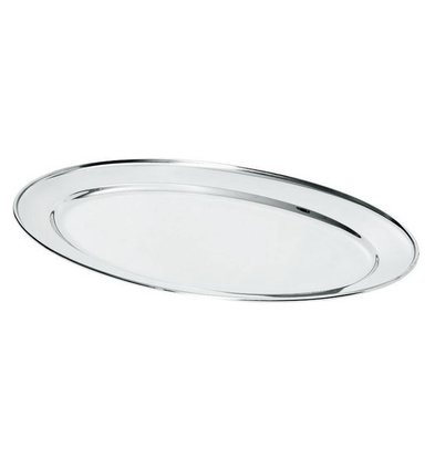 Hendi Meat Dish Stainless steel   500x350mm