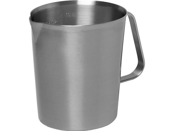 messbecher edelstahl 1 liter
