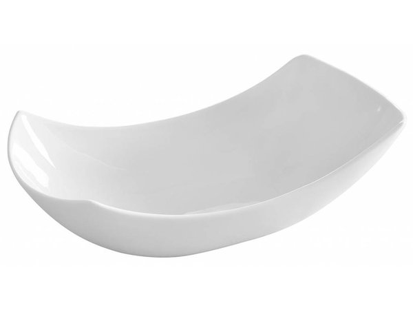 Hendi Deep bowl Vanilla - 225x111x62mm - White - Porcelain