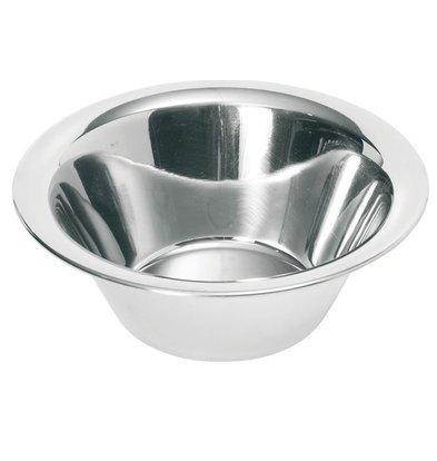 Hendi Küchenwaage Edelstahl - 1,3 Liter - Ø205x (H) 70mm