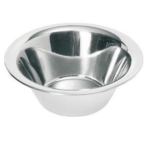 Hendi Keukenschaal RVS - 1,6 Liter - Ø225x(h)83mm