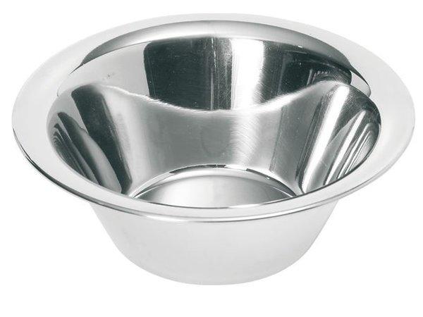 Hendi Küchenwaage Edelstahl - 6 Liter - Ø345x (H) 118mm