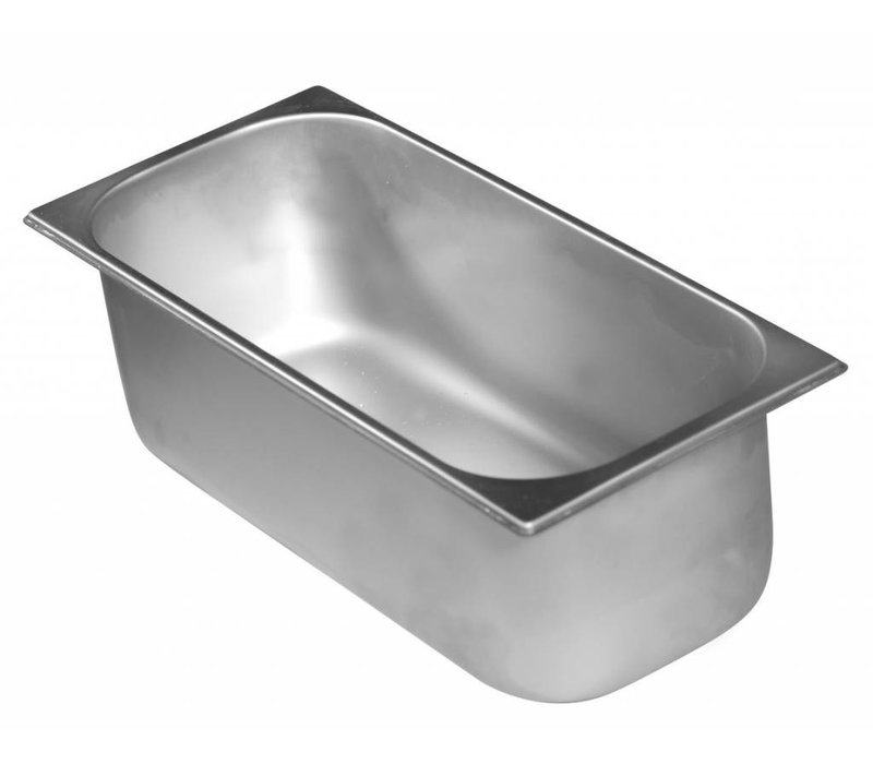 Hendi Stainless steel ice bucket | 5 Liter | 360x165x120mm