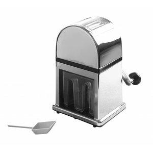 Hendi IJsblokjesvergruizer - Stainless steel blade - 16-x14-x (H) 270mm - WATCH VIDEO