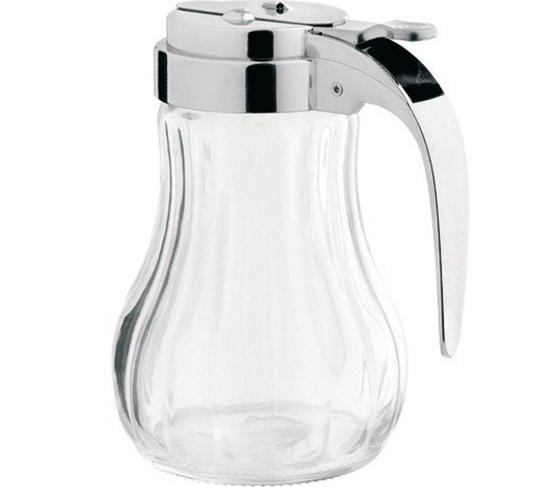Honigspender Glas