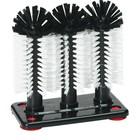 Hendi Glasswasher brush 3 brushes - 19x10x18cm